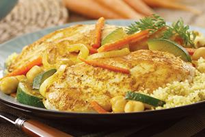 Chicken Couscous