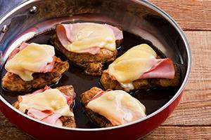 Marsala Chicken Breasts Bolognese