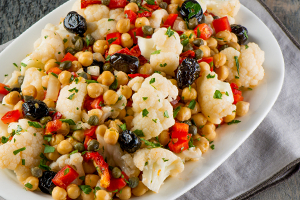 Sicilian Cauliflower Salad