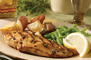 Citrus Marinated Grilled Chicken Breasts