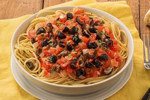 Black Olive Sauce