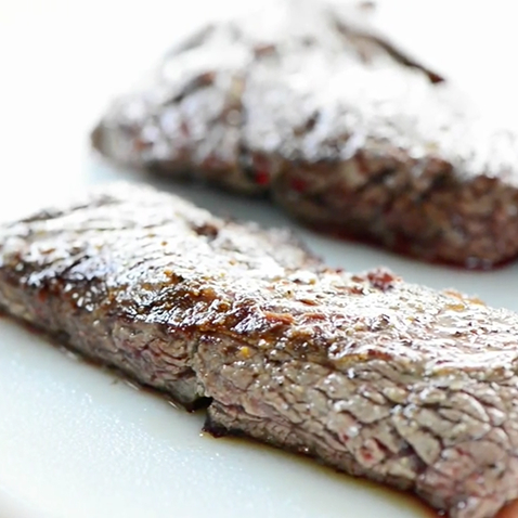 How To Lock in the Flavor of Your Skirt Steak