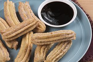 Cinnamon Sugar Churros