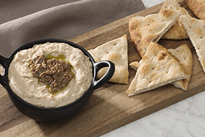 Spicy Olive and White Bean Dip