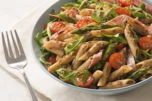 Whole Wheat Penne Pasta Salad