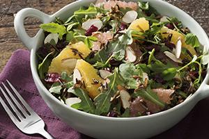 Wild Rice and Citrus Salad