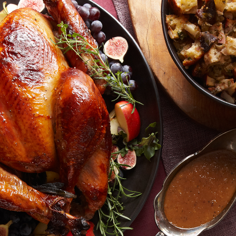 5 Ways to Use Olive Oil at Thanksgiving