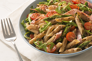 Whole Wheat Penne Pasta Salad